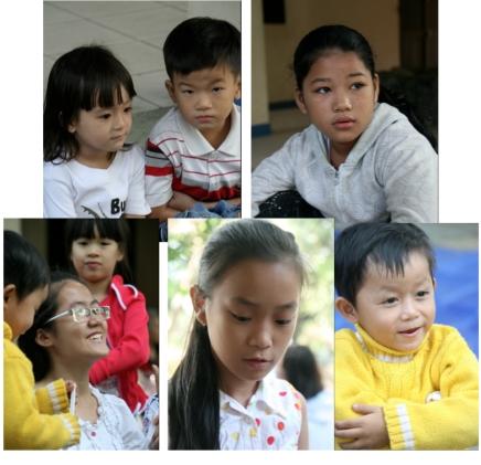 5 kids