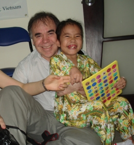 Dan with Child 2007