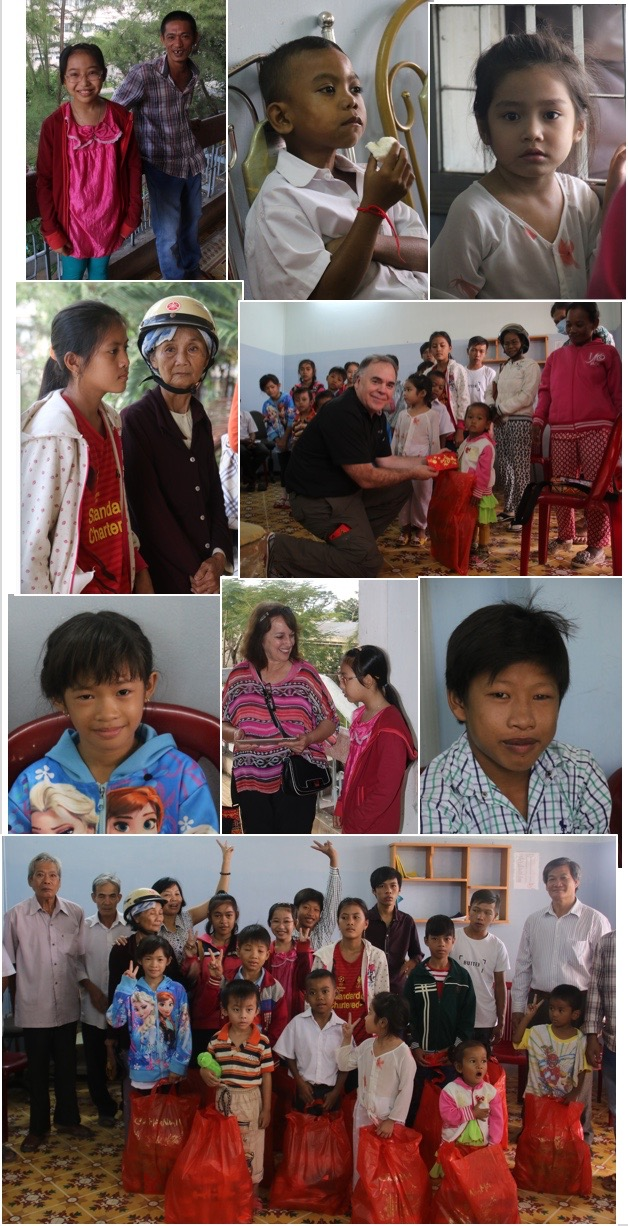 Tay Ninh Gather ing - January 2016